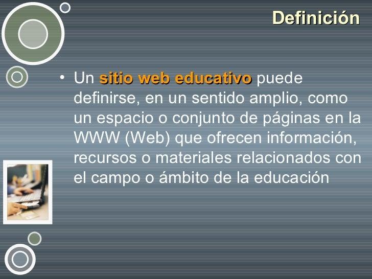 Sitios Web Educativos Slide 2