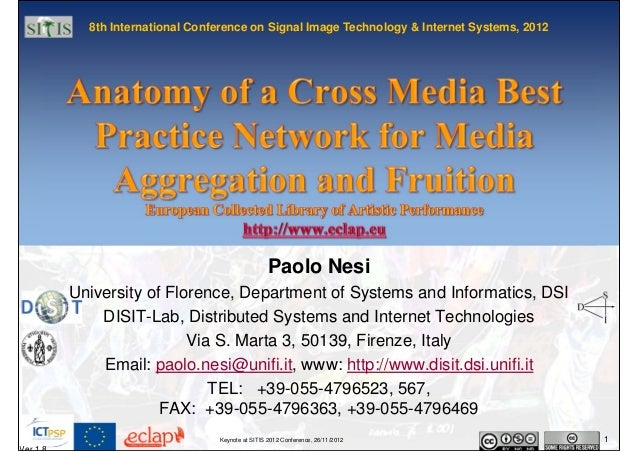 8th International Conference on Signal Image Technology & Internet Systems, 2012                                         P...