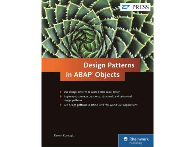 Yazar Hakkında • Dr. Kerem Köseoğlu • 1978 doğumlu • 2002'den beri ABAP • Önceden yayınlanmış 4 kitap