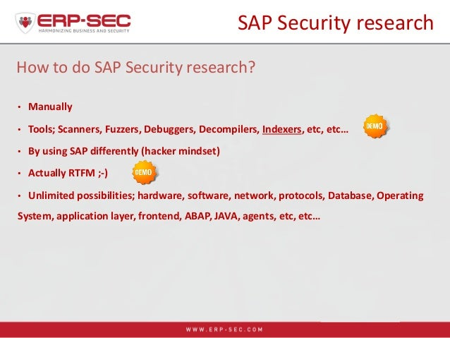 sap research Hello,if anyone interested to pursue phd and want to work in sap research, pls read bellows and browse the link offeredsap research:sap is the world's largest inter.
