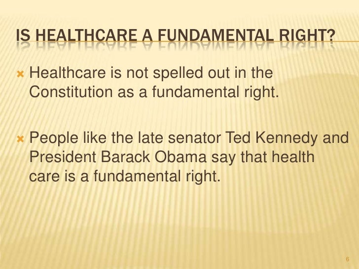 thesis statement for universal health care