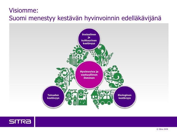 ekologinen kestävyys Tornio