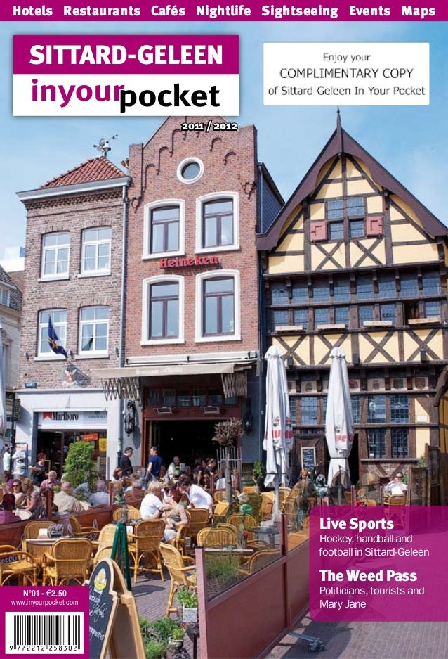 Sittard Geleen Pocket Guide