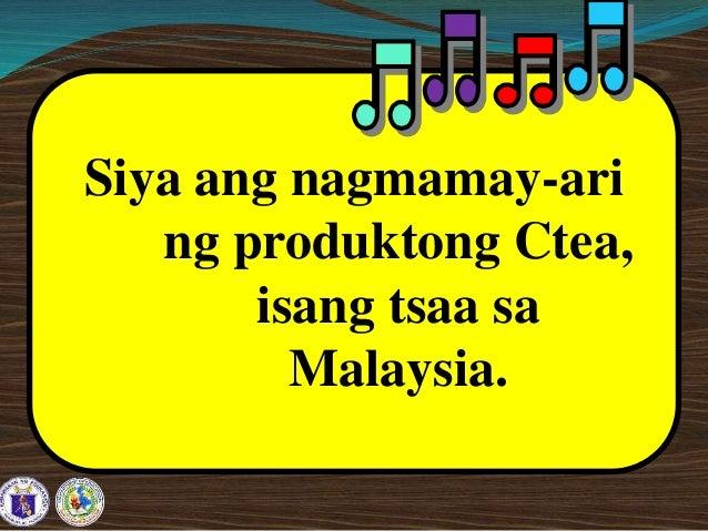IPINAGMAMALAKI -kontribusyon sa larangan ng musika