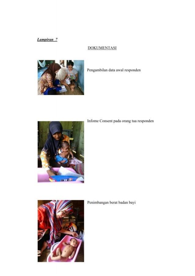 Download Skripsi Kebidanan Efektifitas Pijat Bayi Terhadap Peningkatan Berat Badan Bayi