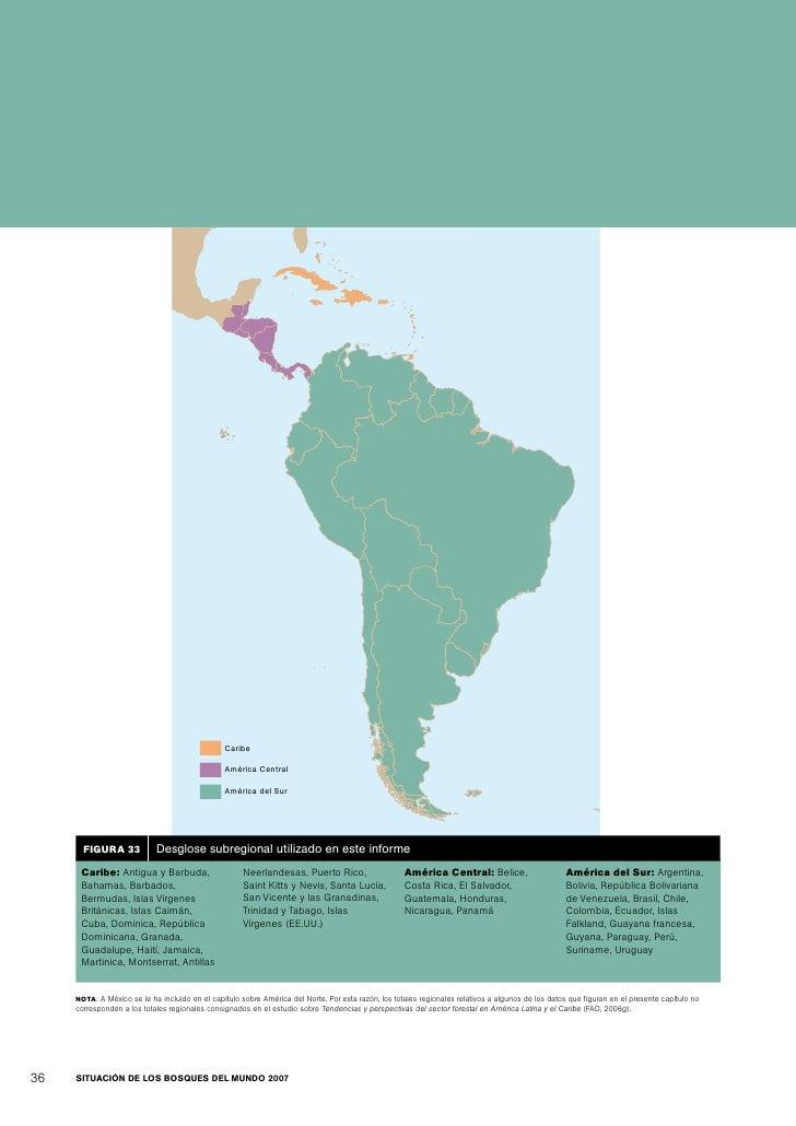 Caribe                                                  América Central                                                  A...