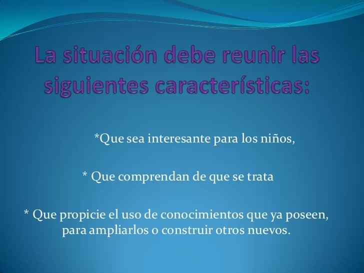 Situaciones didácticas blog Slide 3