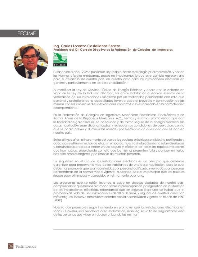 Situación de las instalaciones eléctricas en México