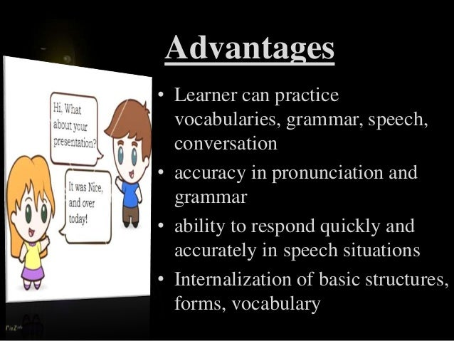 linguistics and oral approach During world war 2, linguists in us universities were called upon to develop   the oral approach, the michigan method, the oral-aural or aural-oral approach.