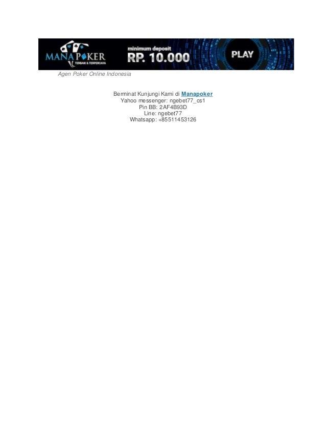 Online Indonesia Poker Online Terbaru Dan Kumpulan Link Alternatif | Free HD Wallpapers