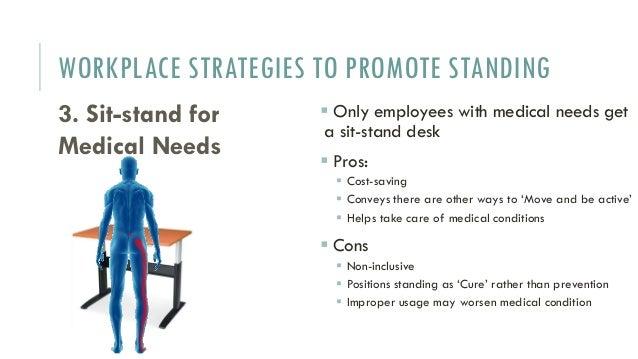 Office Ergonomics Sitting Vs Standing Eureka Sit Stand