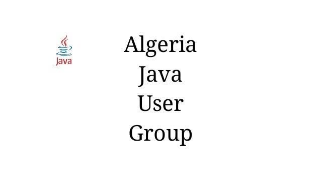 Algeria Java User Group