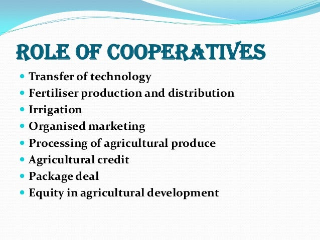 cooperative marketing 3 apart from the above the prevailing hurdles in agricultural marketing can be solved through co-operative marketing system in a country like india.
