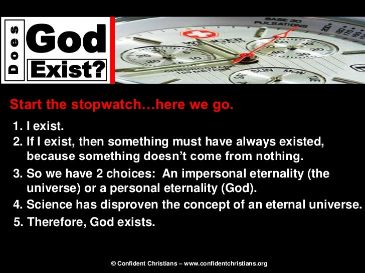 an argument on the existence of god by decartes and locke Descartes' (1596-1650ce) and st anselm's formations of an ontological argument for the existence of god form a traditional philosophical proof that has a number of flaws with it but is well-known and is still referred to.