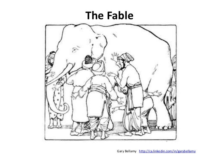 The Fable<br />http://ca.linkedin.com/in/garybellamy<br />Gary Bellamy<br />