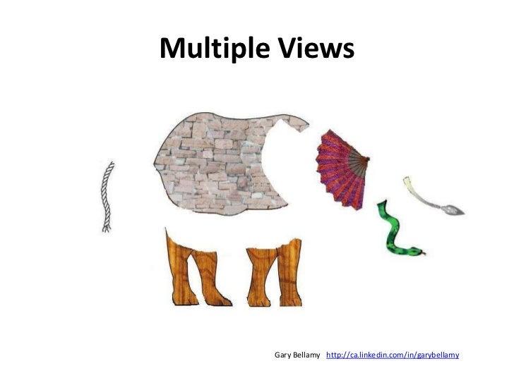 Multiple Views<br />http://ca.linkedin.com/in/garybellamy<br />Gary Bellamy<br />