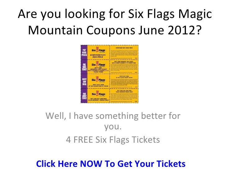 Coupons for six flags new england 2018 - Overstock coupon 15