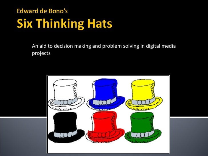 An aid to decision making and problem solving in digital media projects