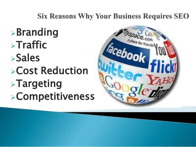 Six Reasons Why Your Business Requires SEO Slide 3