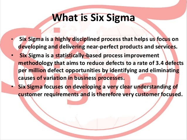 six sigma quality management Quality management & lean six sigma compliance with good manufacturing  practice (gmp), good distribution practice (gdp), good clinical practice (gcp).
