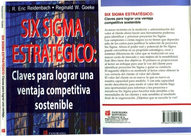 Six sigma estrategico