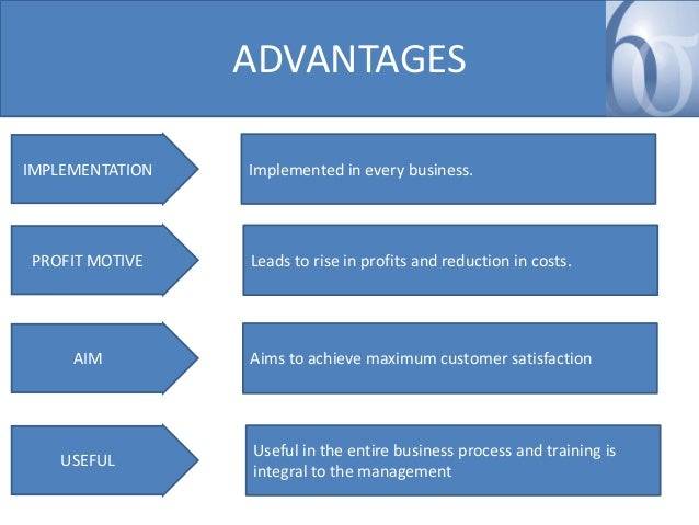 What is Six Sigma Its Advantages and Disadvantages
