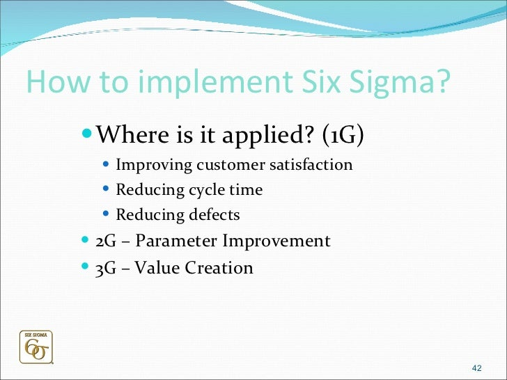 implementing six sigma at ge fanuc General electric co became one of industry's most ardent and best-known practitioners of six sigma quality methodologies under former chairman jack welch now, ge fanuc automation (charlottesville, va), an affiliate of ge industrial systems, is looking to cash in on ge's internal six sigma .
