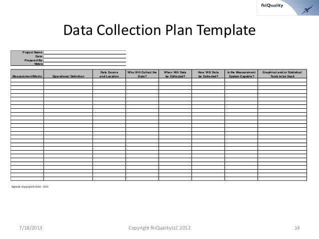 six sigma green belt project roadmap in 10 deliverables 2013 07