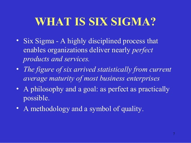 phd thesis on six sigma The six sigma methodology is focused on identifying defects and variation in a process and determining how to reduce them what importance do defects have in six sigma methodology learn what a defect is, how it is determined, and why the concept is central to six sigma and dmaic.