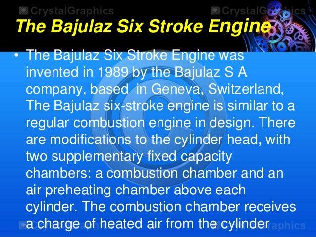 the six stroke engine essay 6, no 1/2, april 2017 doi: 105121/ijci20176207 53 review six stroke  engine dhirendra patel, abhishek kumar singh, chirag sarda and ritu raj.