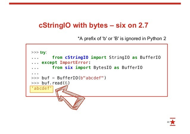 Migrate to Python 3 using the six library