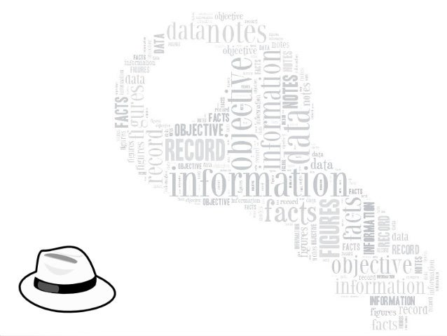 six thinking hats Six Thinking Hats Questions information facts 8 the white hat