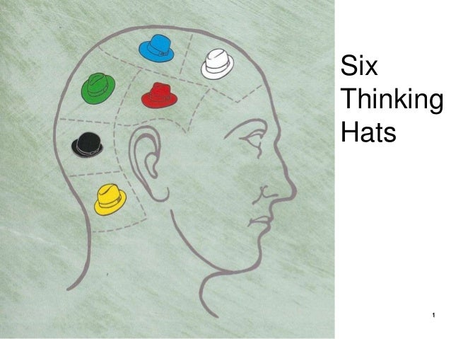 1 Six Thinking Hats