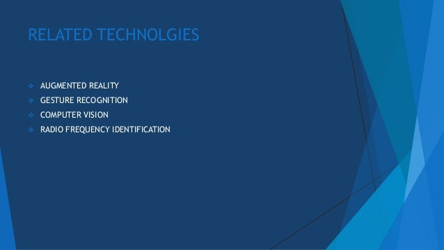 sixth sense technology ppt Get sixth sense technology seminar report, ppt in pdf and doc format also explore the seminar topics paper on sixth sense technology with abstract or synopsis, advantages, disadvantages, base paper presentation slides for ieee final year computer science engineering or cse students for the year 2016 2017.