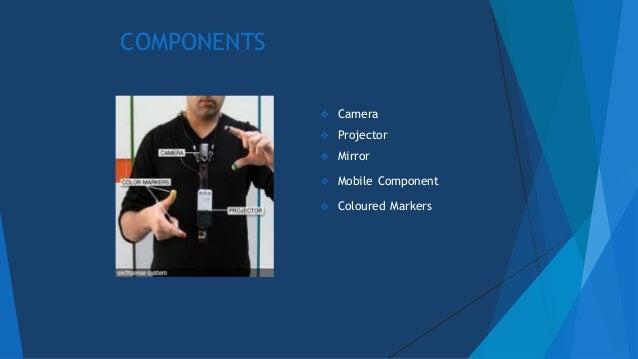 sixth sense technology pdf ppt