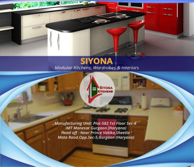 Download Catalog For Best Modular Kitchen Furnitures And