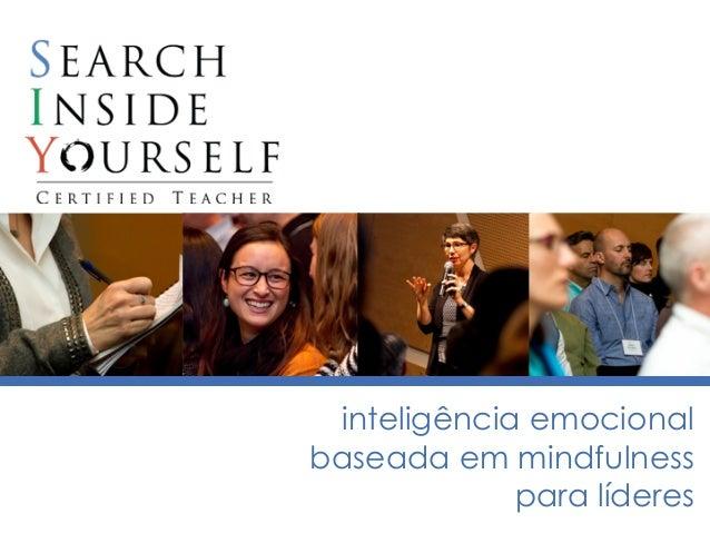 inteligência emocional baseada em mindfulness para líderes