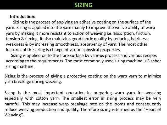 Sizing Slide 3