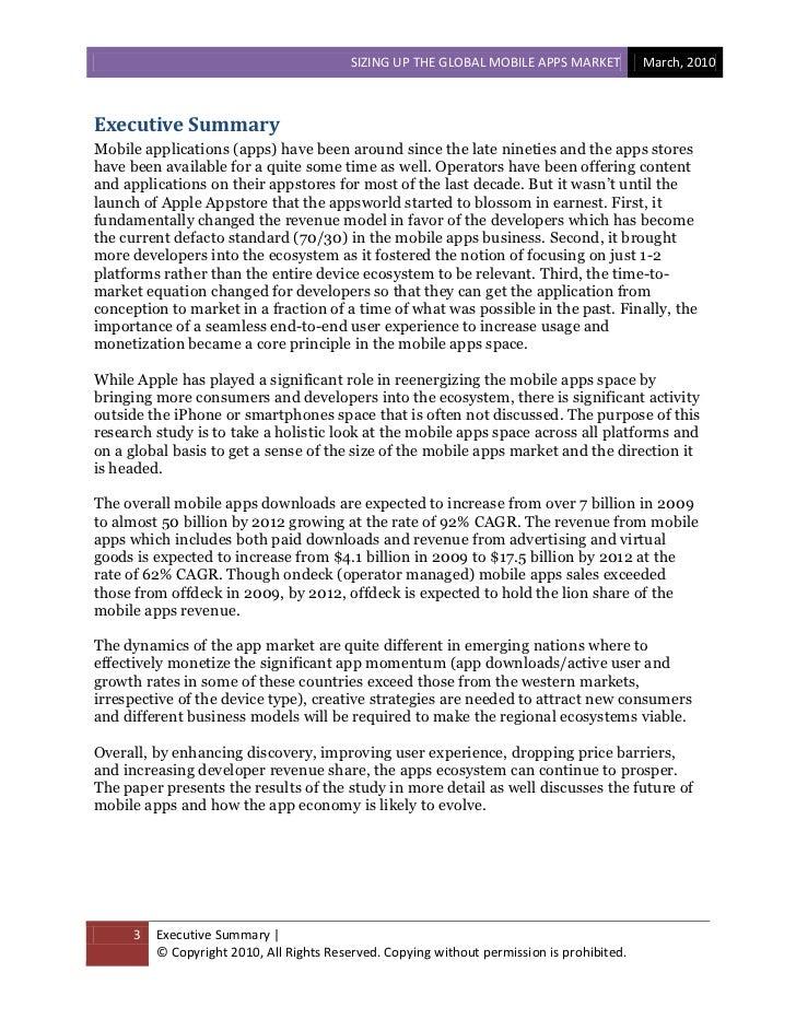 Sizing up the global mobile apps market Slide 3
