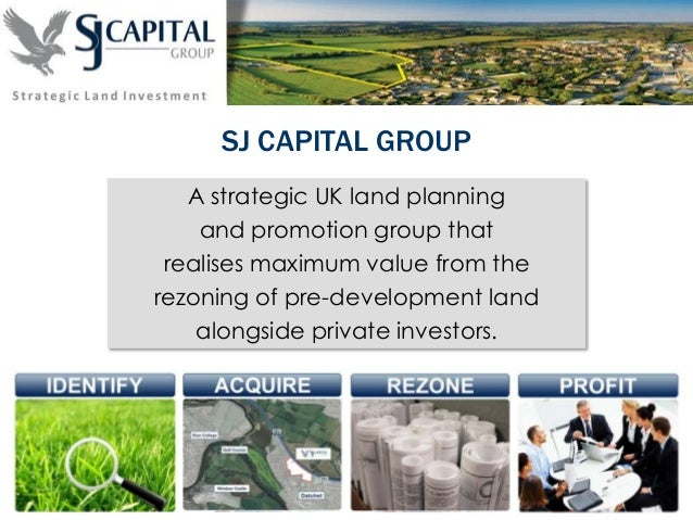 A strategic UK land planning and promotion group that realises maximum value from the rezoning of pre-development land alo...