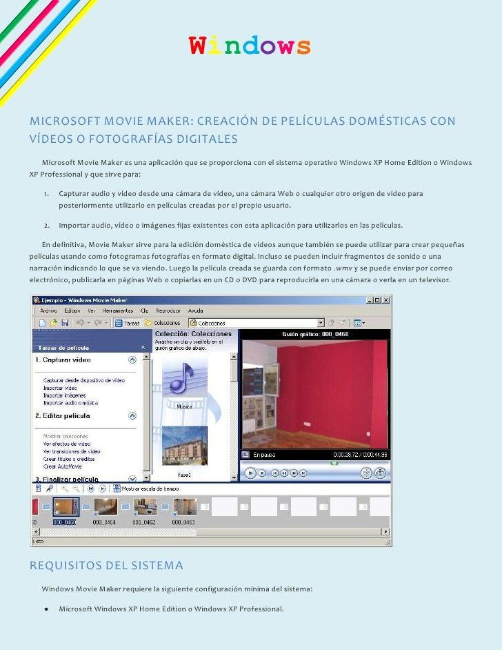 windows y wmm Slide 2