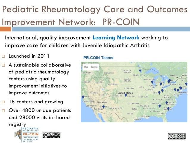 Leading Quality Improvements in Pediatric Rheumatology Care