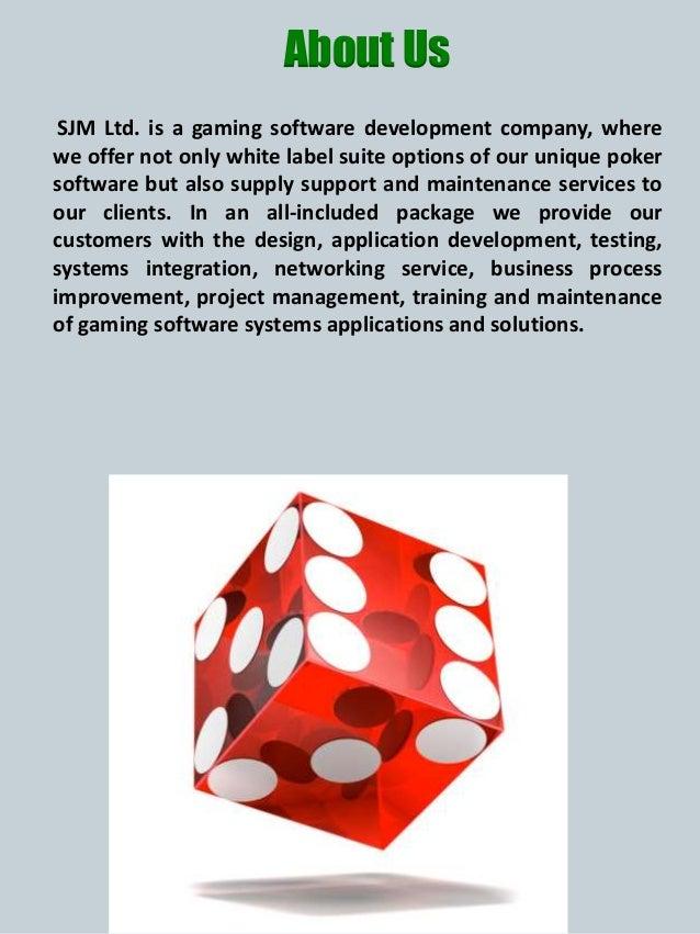 Gambling development software bingo sky no deposit bonus code