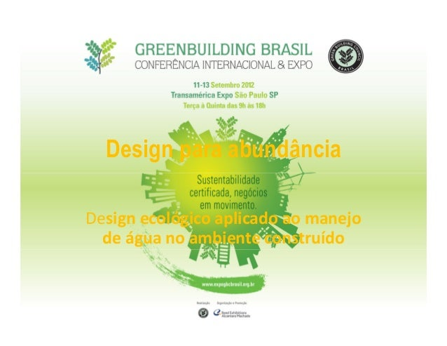Design para abundância
