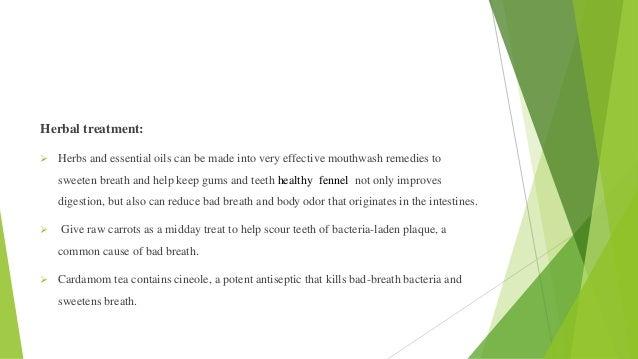 Sjogren syndrome, halitosis & treatment of osf