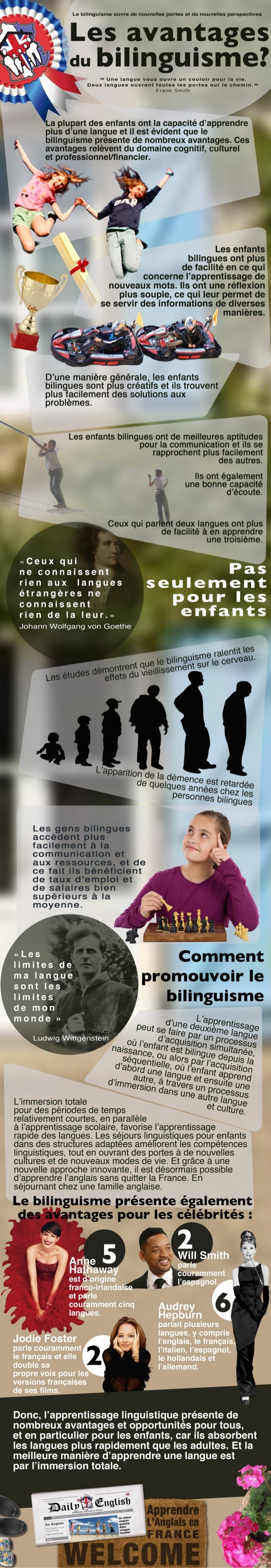 Séjours linguistiques en France par DailyEnglish