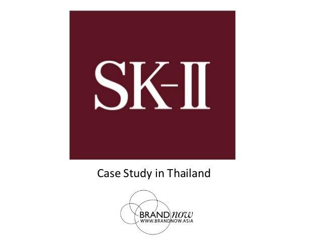 Case Study in Thailand