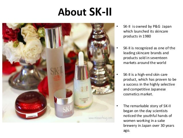 P&G Japan: The SK-II Globalization Project Harvard Case Solution & Analysis