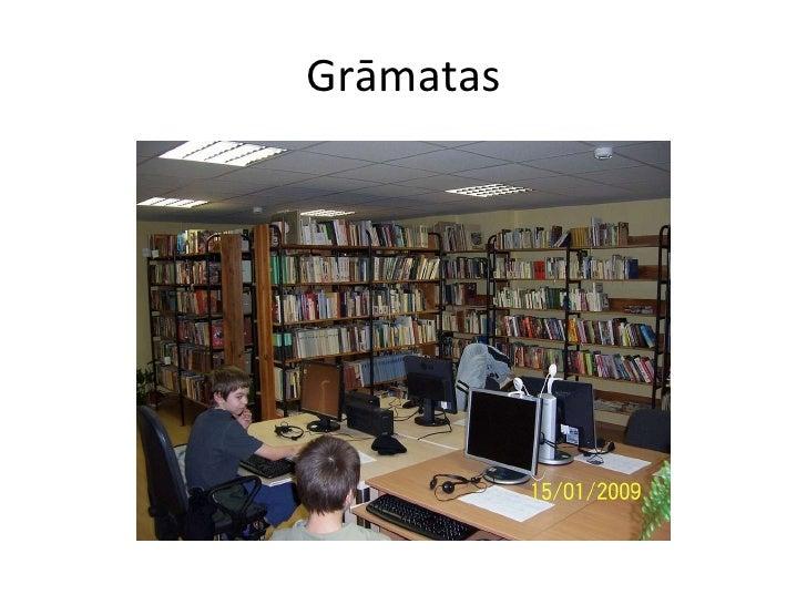 Grāmatas