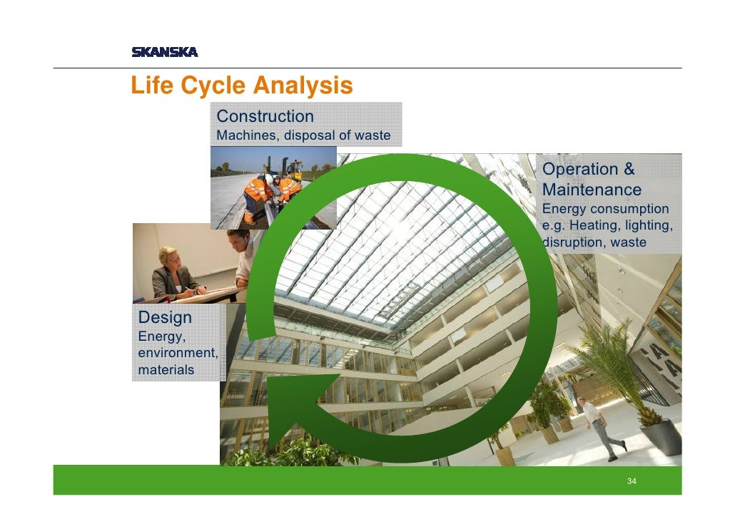 skanska analysis Skanska ab is a sweden-based construction and project development company  the company's operations are divided into four operating segments:.